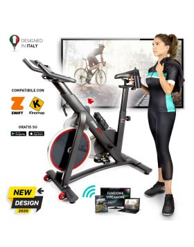 BICI FIT BIKE YOUR MOVE (YM) CARDIO BICICLETTA CYCLETTE FITNESS TOP